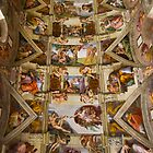 Sistine Chapel by LeeMartinImages