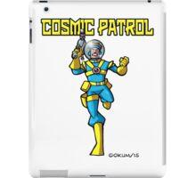 Cosmic Patrol iPad Case/Skin