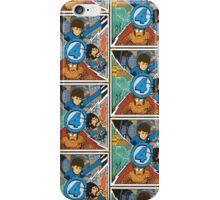 Fabtastic Four iPhone Case/Skin
