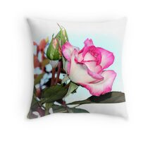 You Are My Rose Throw Pillow
