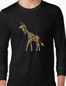Girafficorn Long Sleeve T-Shirt