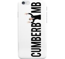 Cumberbomb iPhone Case/Skin