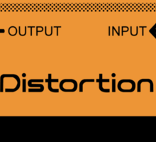 Distortion Sticker