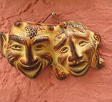 Mischievous Souvenir by Steve Outram