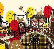 illustration 2 by Ania Przybyłko
