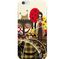 illustration 2 iPhone Case/Skin