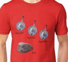 jingle bell rock Unisex T-Shirt