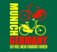MUNICH,GERMANY Unisex T-Shirt