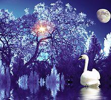 Fantasy In Frozen Blue by Zoe Marlowe