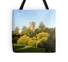 Elvaston Parish Church Tote Bag