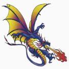 dragon fire by shellyb