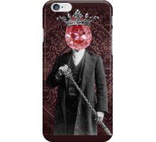 Gemtleman iPhone Case/Skin