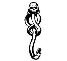 Dark Snake - HP Photographic Print