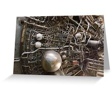 The Borg Greeting Card