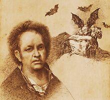 """Francisco Goya"" by Pavel Pop"