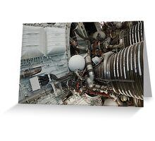 The Borg 2 Greeting Card