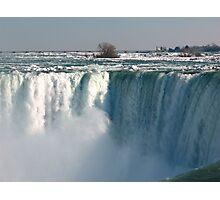 Niagara falls 11 Photographic Print
