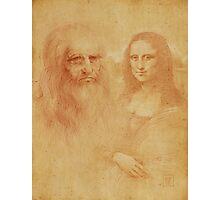 """""""Leonardo Da Vinci"""" Photographic Print"""