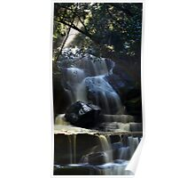 Somersby Falls - Gosford, NSW Poster
