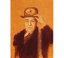 """René François Ghislain Magritte"" Photographic Print"