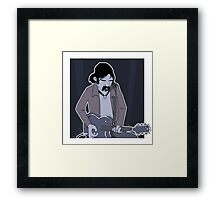 Shut Up 'n Play Yer Guitar Framed Print
