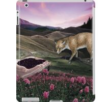 Don't Feed The Foxes iPad Case/Skin