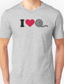 I love wool T-Shirt