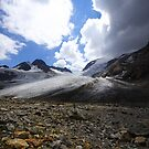 Glacier de Saint Sorlin d'Arves by Willy Vendeville