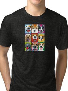 the pack Tri-blend T-Shirt