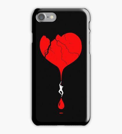 heart climber iPhone Case/Skin