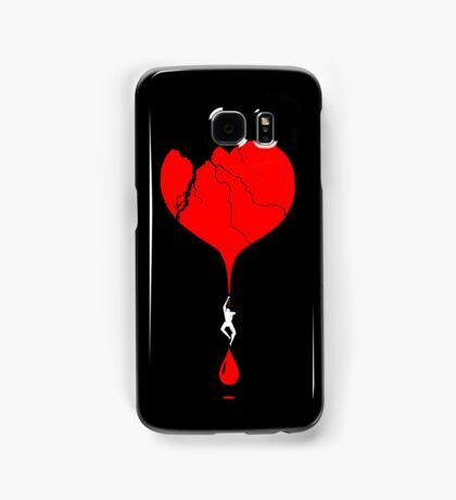 heart climber Samsung Galaxy Case/Skin