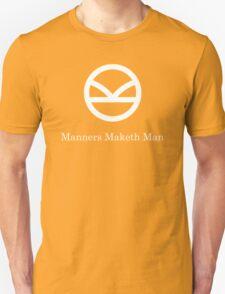 Kingsman Secret Service - Manners Maketh Man Unisex T-Shirt