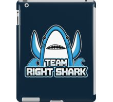 Team Right Shark iPad Case/Skin