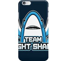 Team Right Shark iPhone Case/Skin