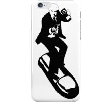 From the Files of Police Squad! iPhone Case/Skin