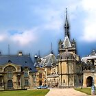 Château de Chantilly, Chantilly, France by vadim19