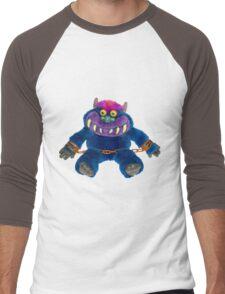 My Pet Monster Men's Baseball ¾ T-Shirt