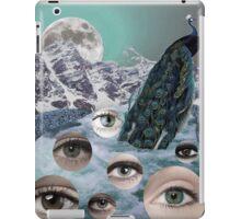 Eye Don't Know iPad Case/Skin