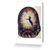 Hanging Onto Hope Greeting Card