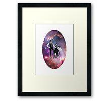 Galaxy Rumors Framed Print