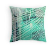 Tide Pools  Throw Pillow