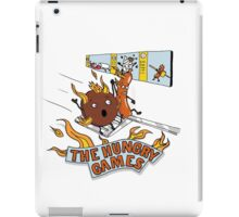Hungry games iPad Case/Skin