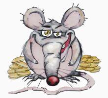 Greedy Rat T-Shirt