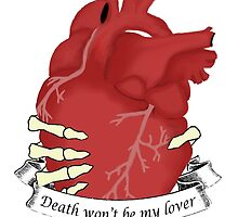 Death Won't Be My Lover (with script) by Felicity Blake