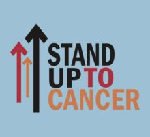 Stand up to cancer ! T-Shirt