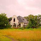 Stellenbosch homestead by fourthangel