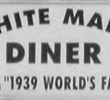 Original White Mana Diner by defcon23