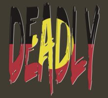 Deadly - Indigenous Australia by pokingstick