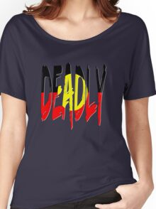 Deadly - Indigenous Australia Women's Relaxed Fit T-Shirt
