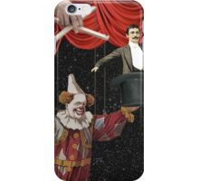 Stop Clowning Around iPhone Case/Skin